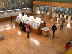 Зал минералогии