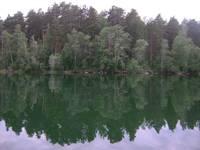 Турбаза «Богатырь» (озеро Малый Сунукуль). Автор: Дмитрий Щапин