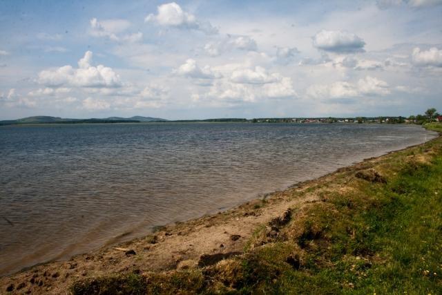 Карагайский и Карагайское озеро