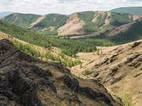 Хребет Нурали, со склонов которого берет начало река Миасс. Автор: Евгений Егорейченков