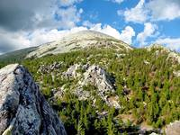Гора Круглица. Автор: Эд.