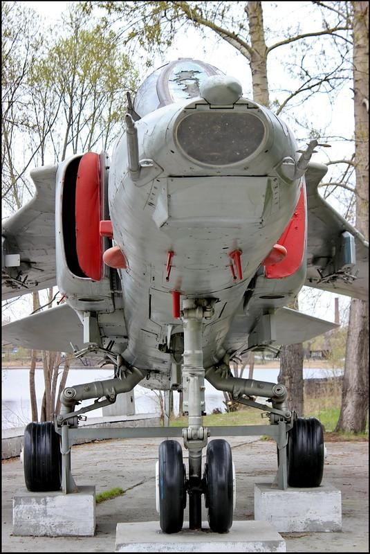Кыштым 1432 Музей ПВО - МиГ-27К