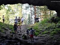 Пещера Кургазак Автор: pomortseva (http://linch-ekb.livejournal.com/32675.html)
