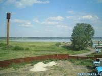 Озеро Бектыш. Жизнь на берегу.