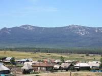 Панорама села Тюлюк. Автор: Марфа Капич.