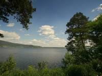 Озеро Ильменское с берега. Автор: ozerov74.