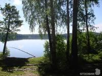 Озеро Ташкуль