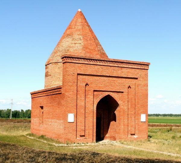 Мавзолей Кесене Башня Тамерлана Варна Челябинская область