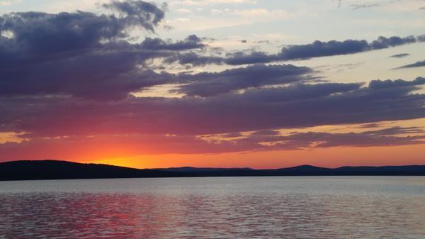 Озеро Синара