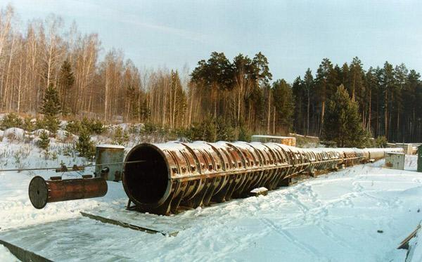 ракетно-катапультирующая установка ТРЕК