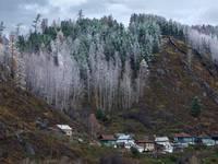 Гора Косотур. Златоуст. Автор: Сергей Коляскин