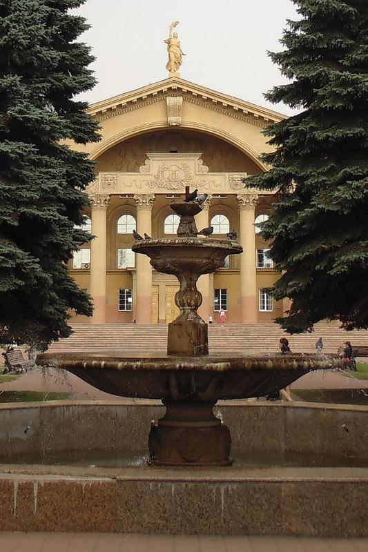 Дворец культуры ЧМК