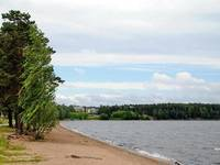Озеро Синара. Автор: Людмила Курлова.