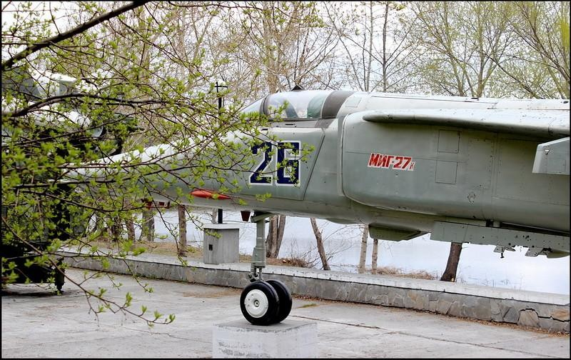 Кыштым 1436 Музей ПВО - МиГ-27К