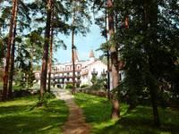 Виды SPA-отеля Фонград 1