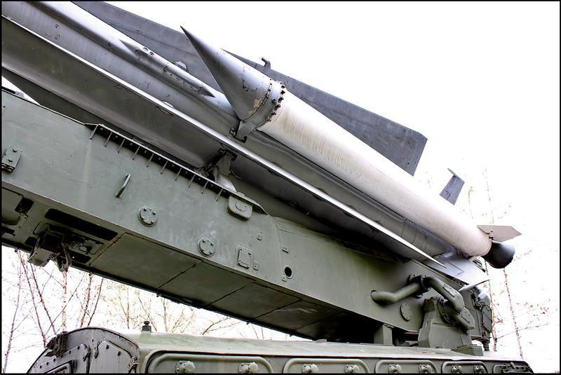Кыштым 1430 Музей ПВО - С-200