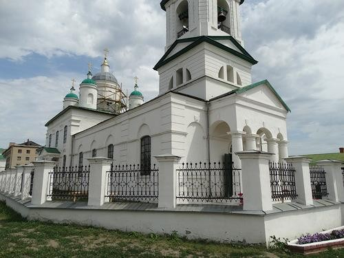 Уйский собор в Троицке