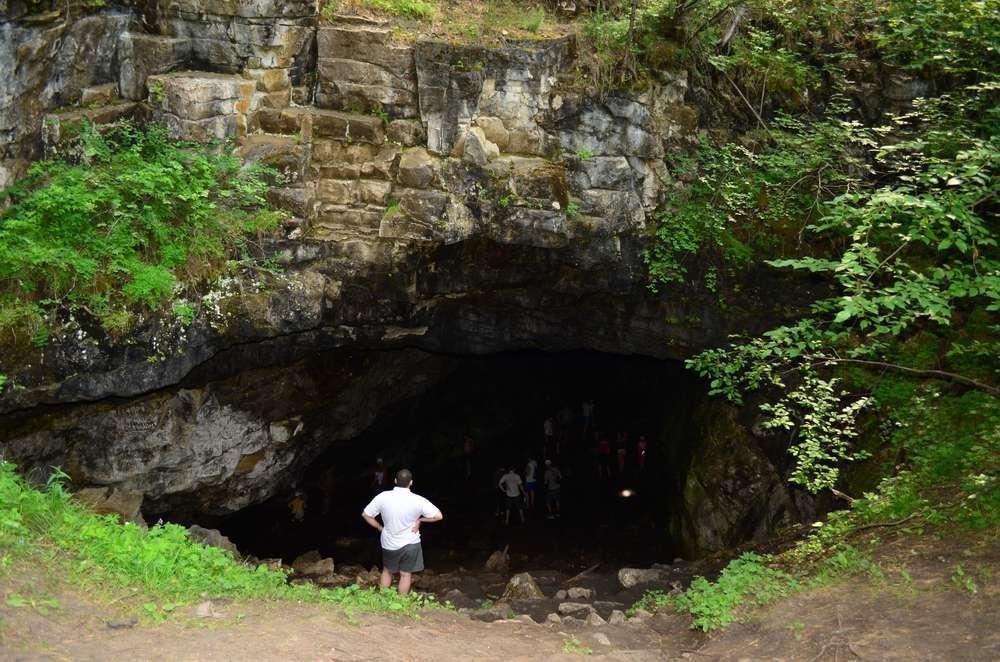 Пещера кургазак