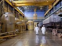 Завод РТ-1 по переработке отработанного ядерного топлива. Автор: Илья Яковлев.