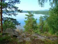 Озеро Силач. Автор: Светлана Игнатьева.