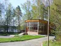 Турбаза «Богатырь» (озеро Малый Сунукуль). Бар