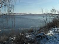 Озеро Банное. Автор: DMN.