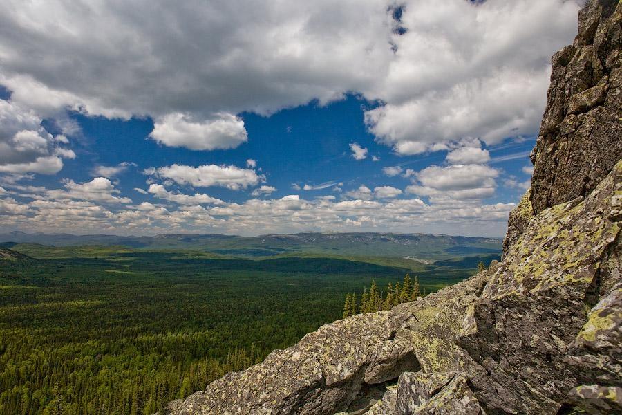 Южный Урал, июнь 2013