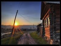 Село Тюлюк, май 2010г. Автор: Сергей Требунских.