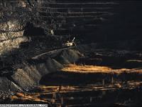 Коркинский угольный разрез 122