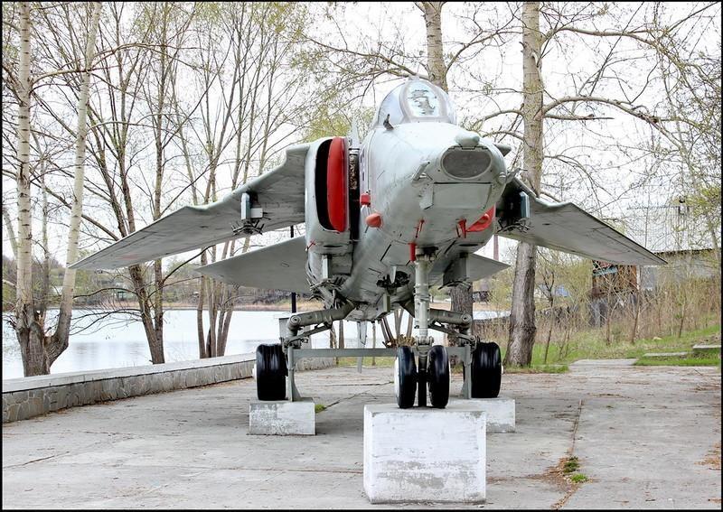 Кыштым 1431 Музей ПВО - МиГ-27К
