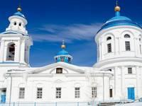 Церковь Введения Пресвятой Богородицы (г. Миньяр). Автор: Николай Бирюков