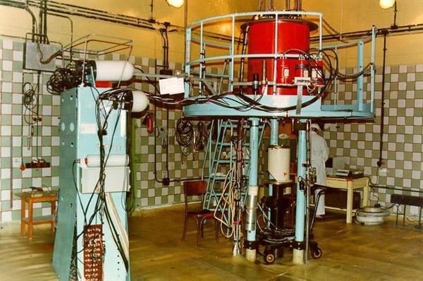ИГРИК – растворный импульсный ядерный реактор