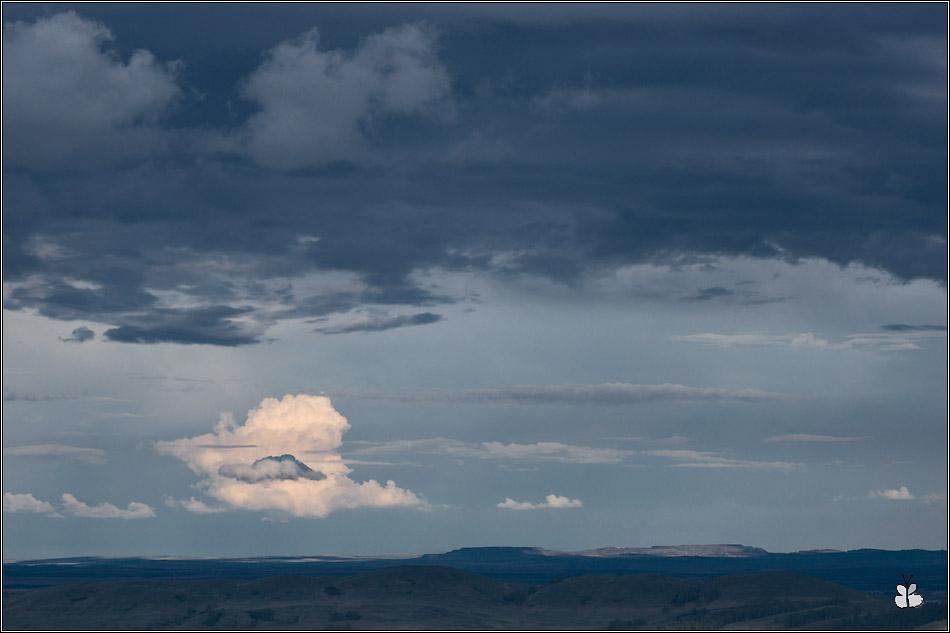 Облако и тучи
