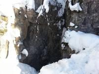 Киселёвская пещера (пещера Чебаевского) Автор:  (http://ender-mammoth.blogspot.ru/)