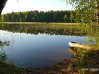Озеро Долгое 1