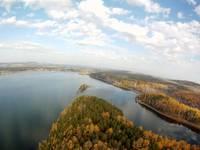 Озеро Аракуль. Автор: Эдик Палатинский