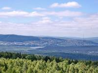 Панорама Златоуста Автор: Владимир Тимкин